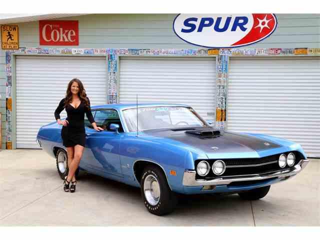 1970 Ford Torino 429 Cobra Jet | 984634