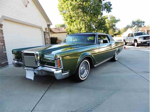 1971 Lincoln Continental Mark III | 980464