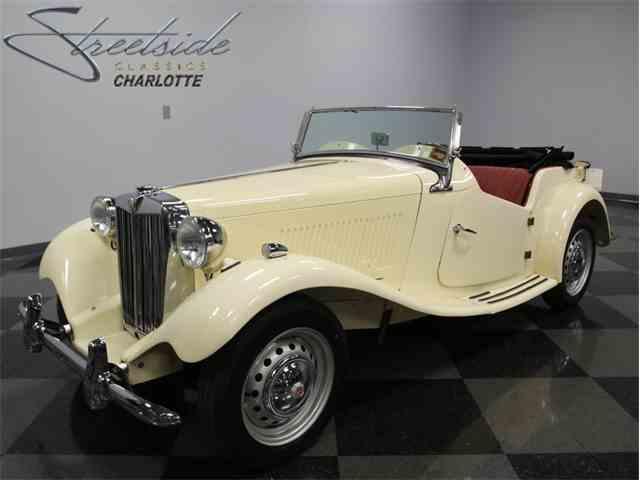 1953 MG TD | 984644