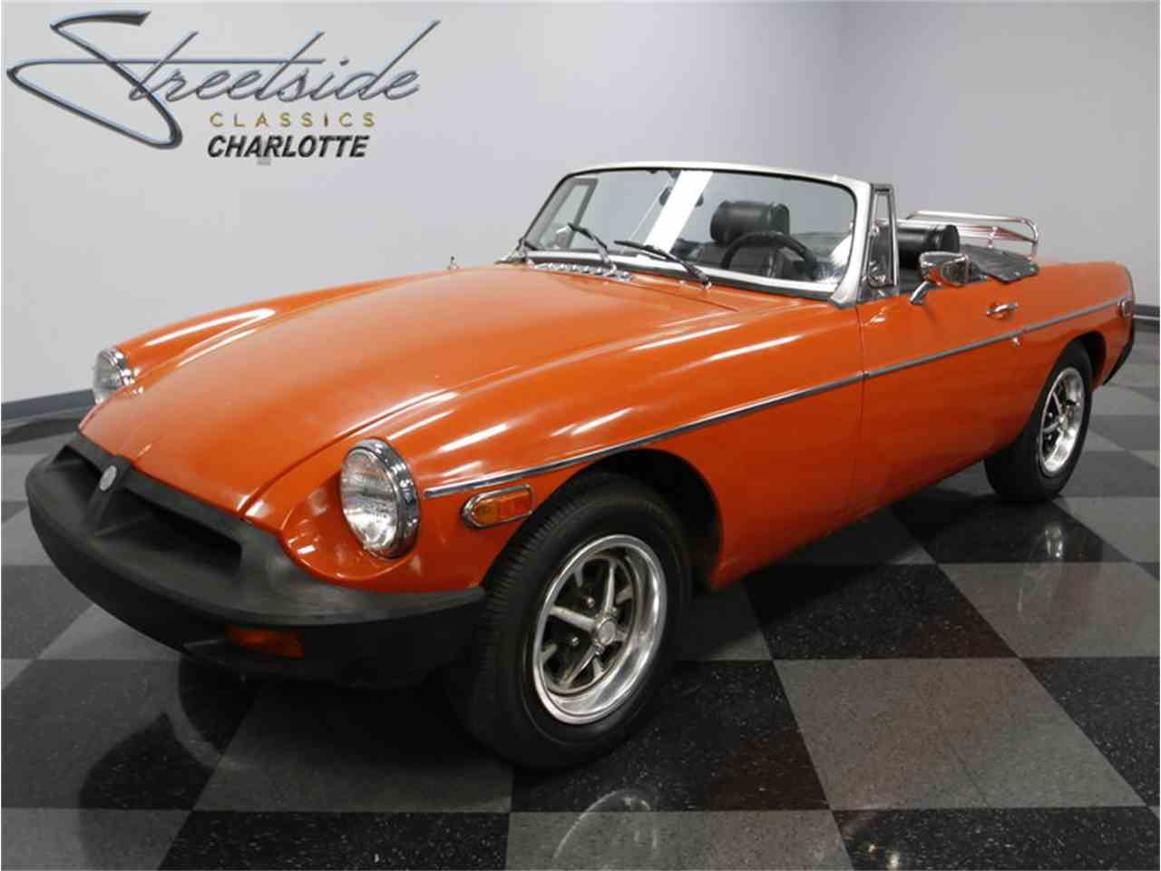 Large Picture of '74 MGB located in North Carolina - $7,995.00 Offered by Streetside Classics - Charlotte - L3R9