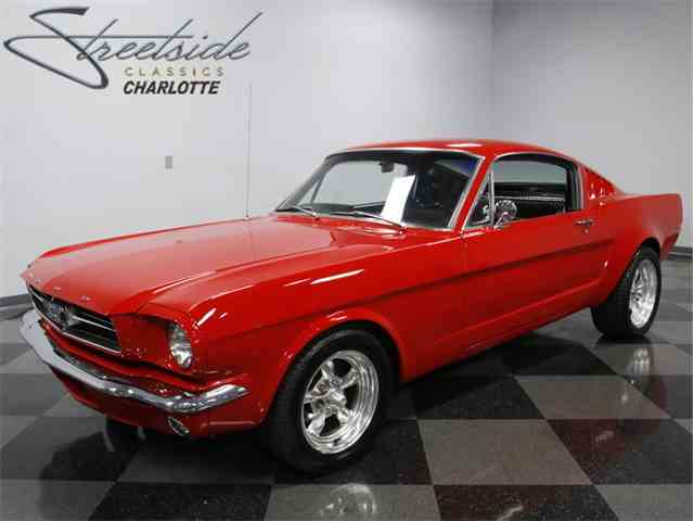 1965 Ford Mustang | 984648