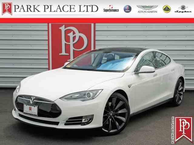2013 Tesla Model S | 984650