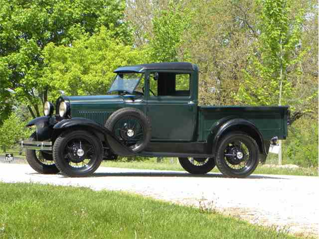 1931 Ford Model A | 984653