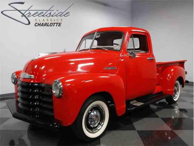 1952 Chevrolet 3100 | 984655