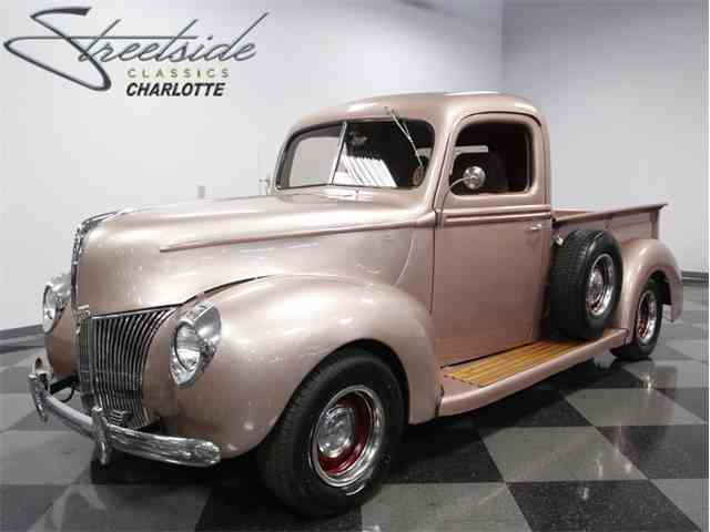 1940 Ford Pickup | 984658