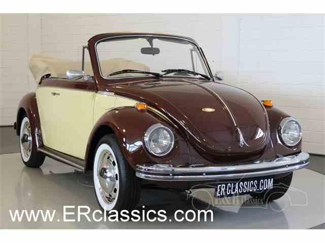 1973 Volkswagen Beetle | 984660
