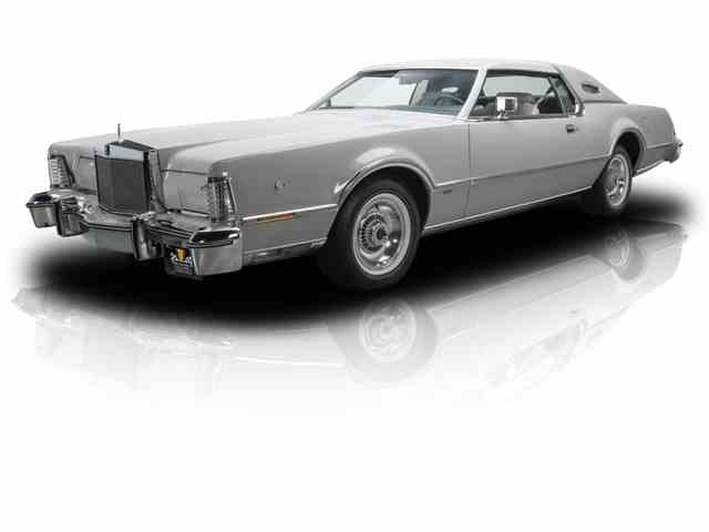 1976 Lincoln Continental Mark IV Cartier Edition | 984662