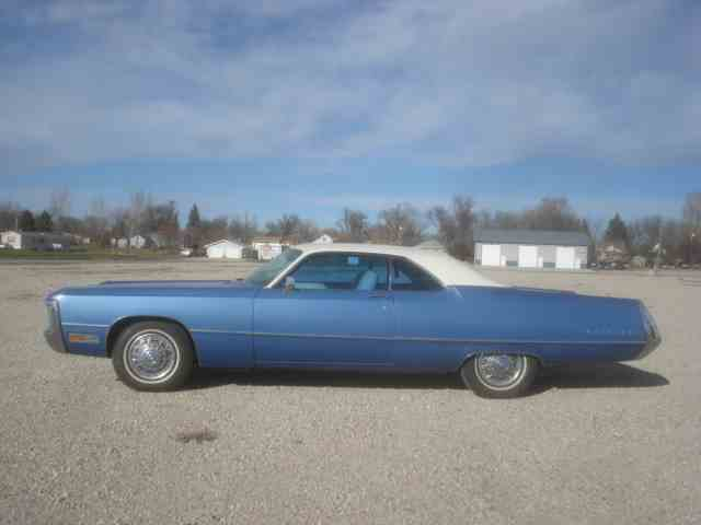 1971 Chrysler Imperial Two Door Hardtop | 984664