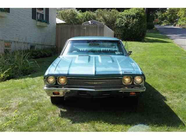 1968 Chevrolet Chevelle Malibu | 984666