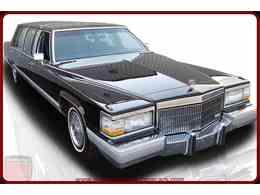 1991 Cadillac Limousine for Sale - CC-984676