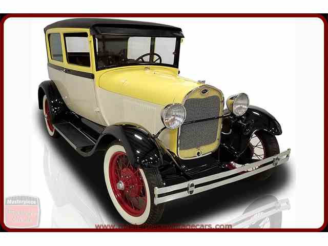 1929 Ford Model A | 984679
