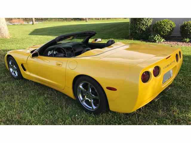 1999 Chevrolet Corvette | 980468