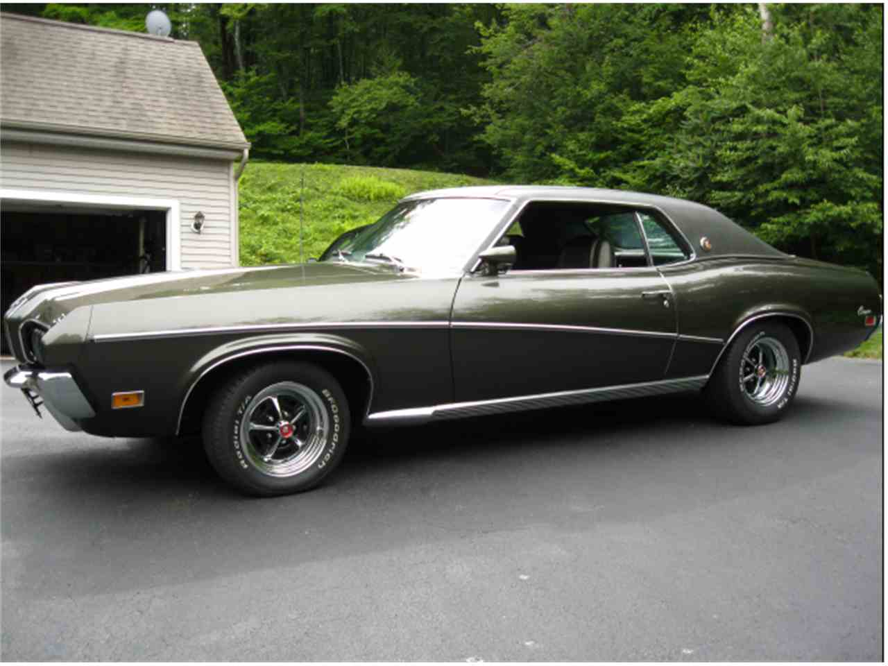 Trucks Under 5000 >> 1970 Mercury Cougar XR7 for Sale | ClassicCars.com | CC-984681