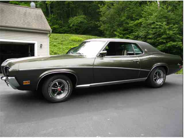 1970 Mercury Cougar XR7 | 984681