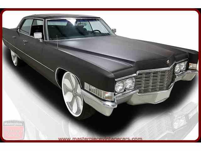 1969 Cadillac DeVille | 984682