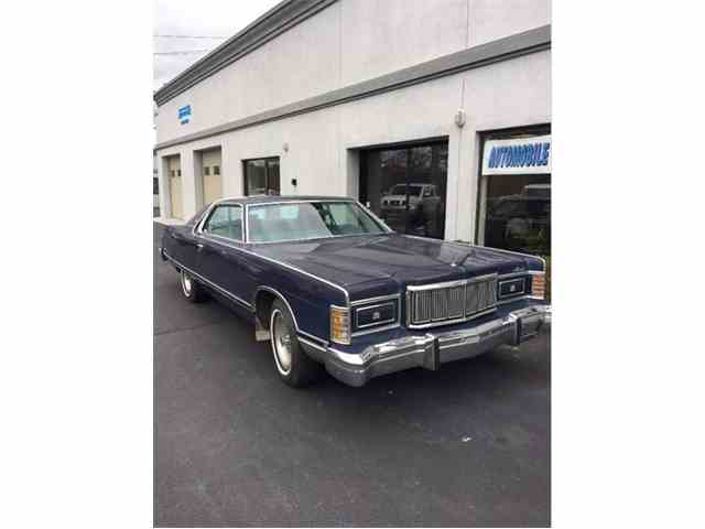 1978 Mercury Grand Marquis | 984684