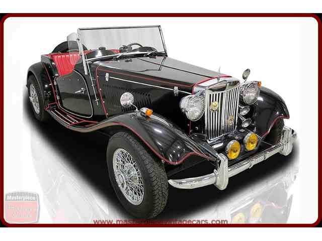 1984 MG London Roadster Kit | 984685