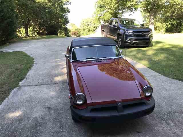 1977 MG MGB | 984691