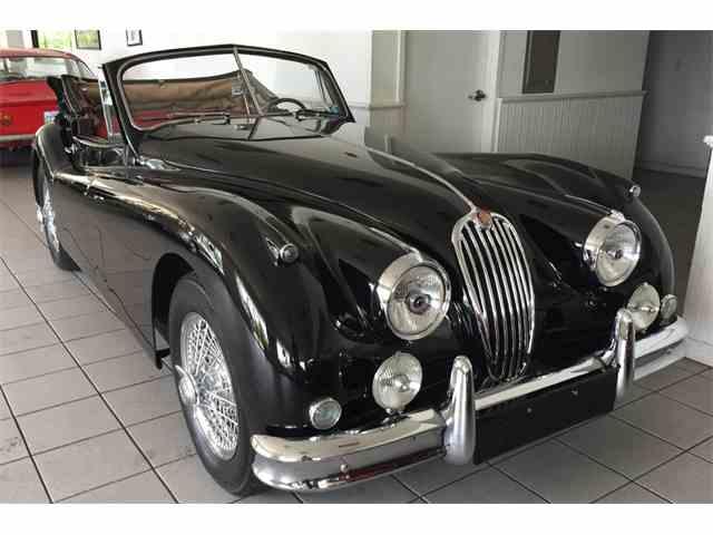1956 Jaguar XK140 | 984692