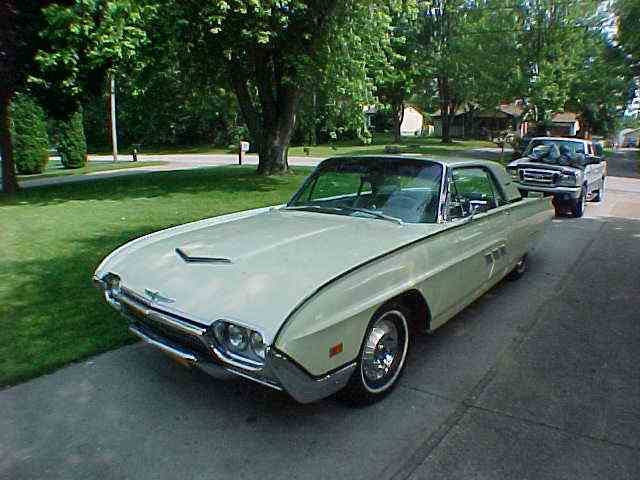 1963 Ford Thunderbird | 984697