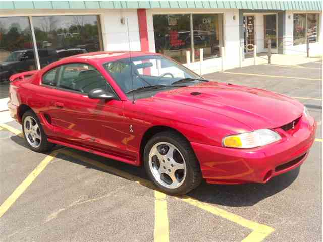 1996 Ford Mustang Cobra | 984698