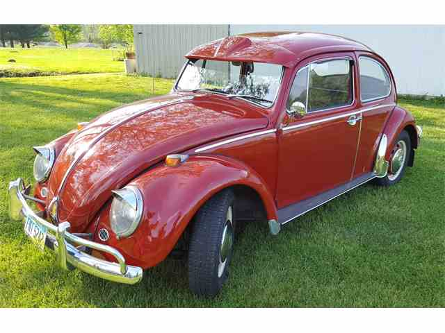 1966 volkswagen beetle for sale on. Black Bedroom Furniture Sets. Home Design Ideas