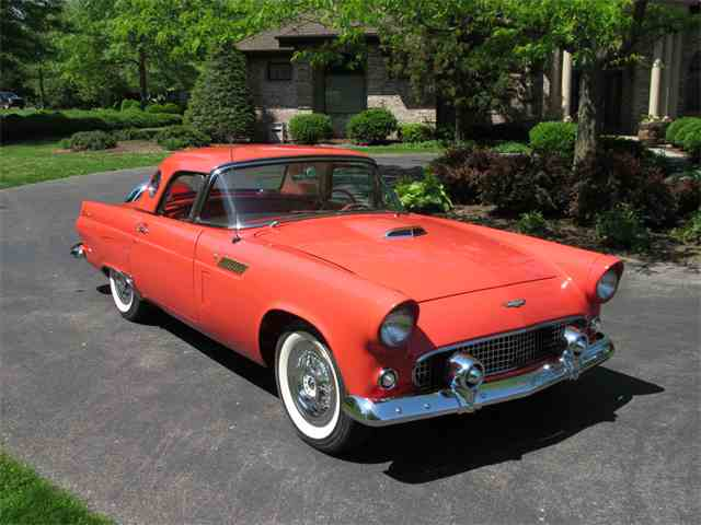 1956 Ford Thunderbird | 984700