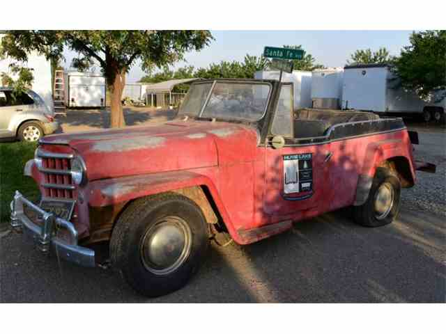 1948 Willys Jeepster | 984702