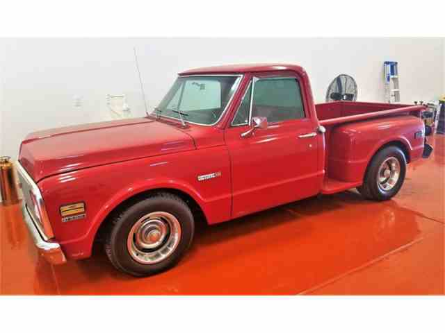 1972 Chevy Pickup Step Side | 984704