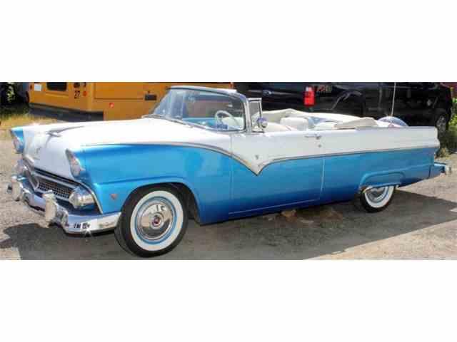 1955 Ford Fairlane Sunliner | 984709