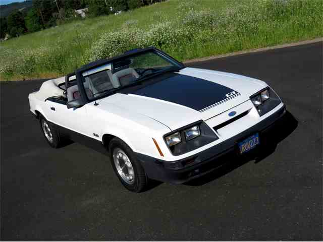 1986 Ford Mustang GT | 980471