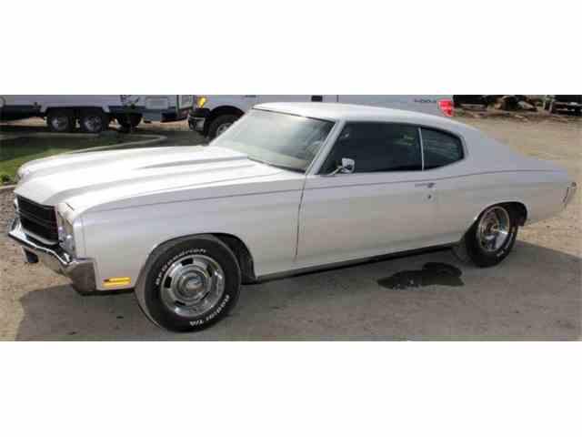 1970 Chevrolet Chevelle | 984711