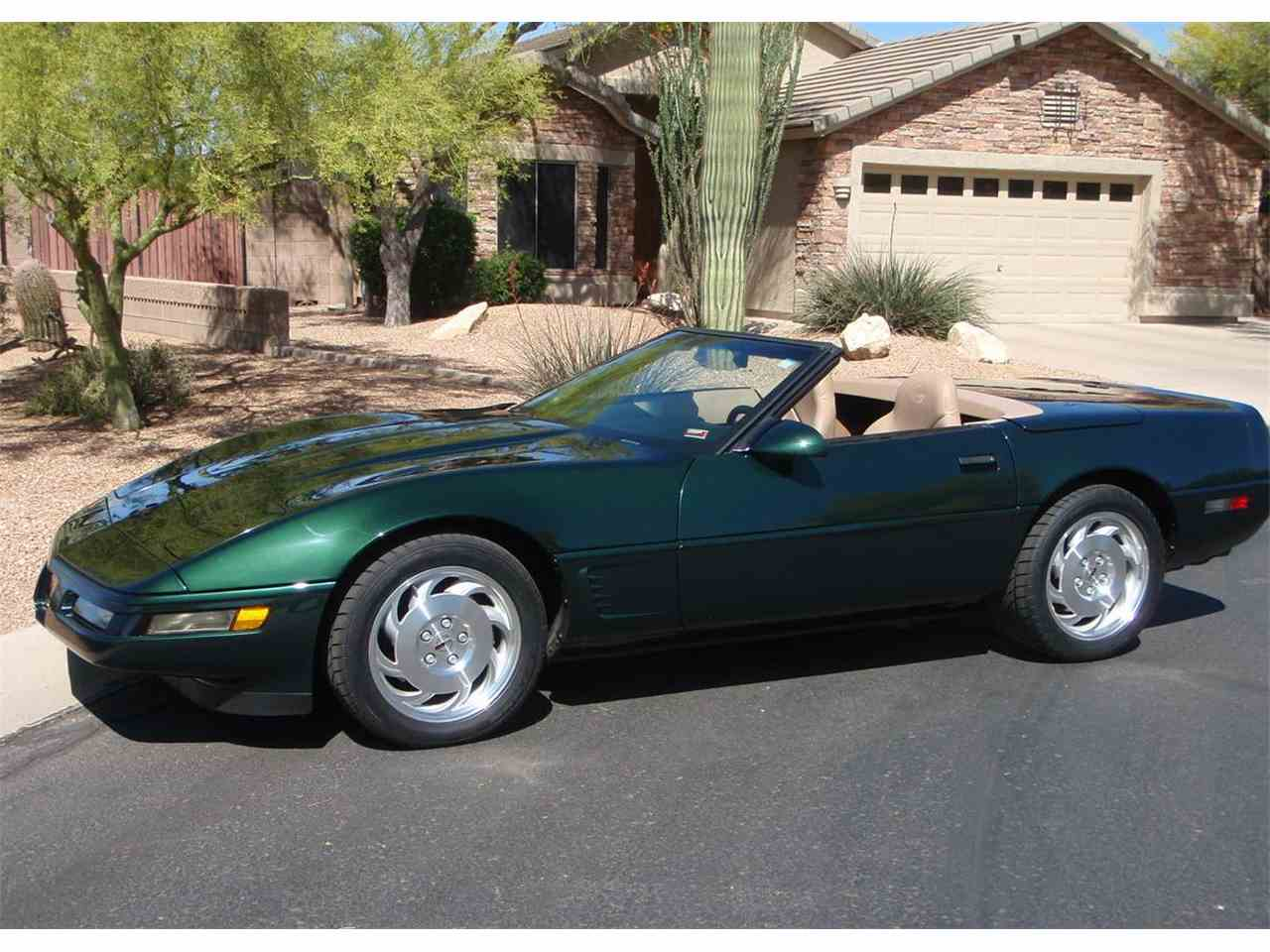 1995 chevrolet corvette for sale cc 984716. Black Bedroom Furniture Sets. Home Design Ideas