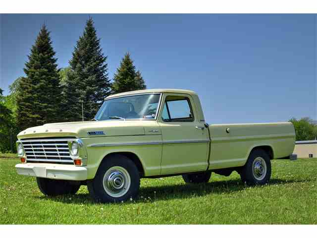 1967 Ford F250 | 984720