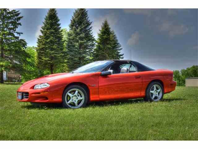 1999 Chevrolet Camaro SS | 984722
