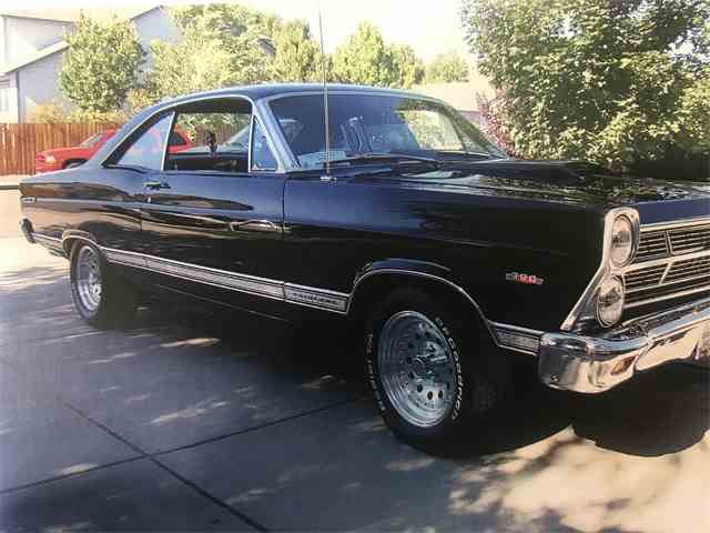 1967 Ford Fairlane | 984729