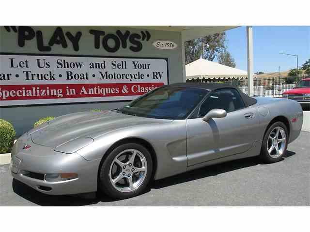2001 Chevrolet Corvette | 984731
