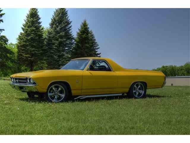 1969 Chevrolet El Camino | 984732