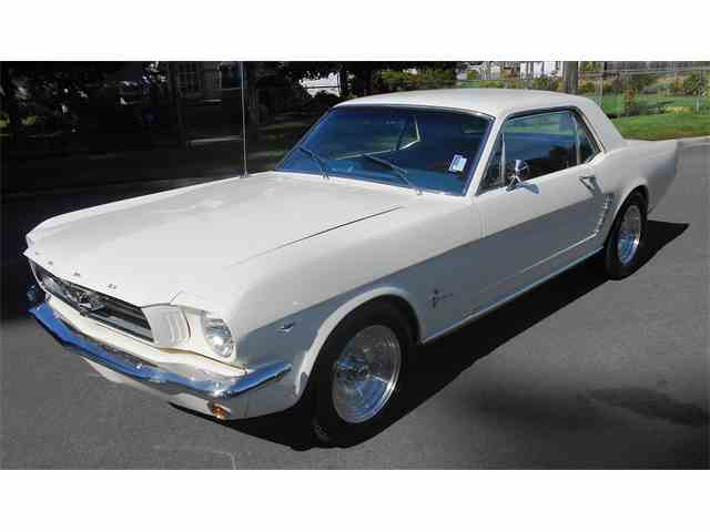 1965 Ford Mustang | 984733