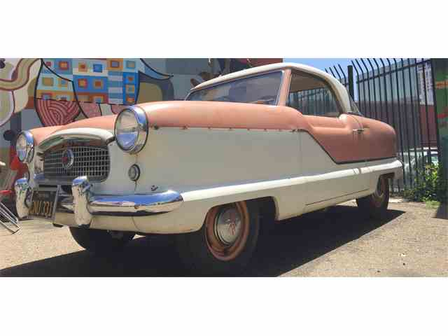 1957 Nash Metropolitan | 984737