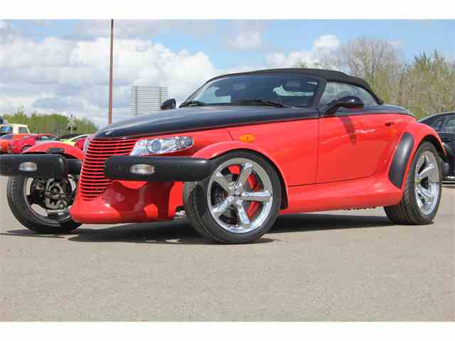 2000 Plymouth Prowler | 984739