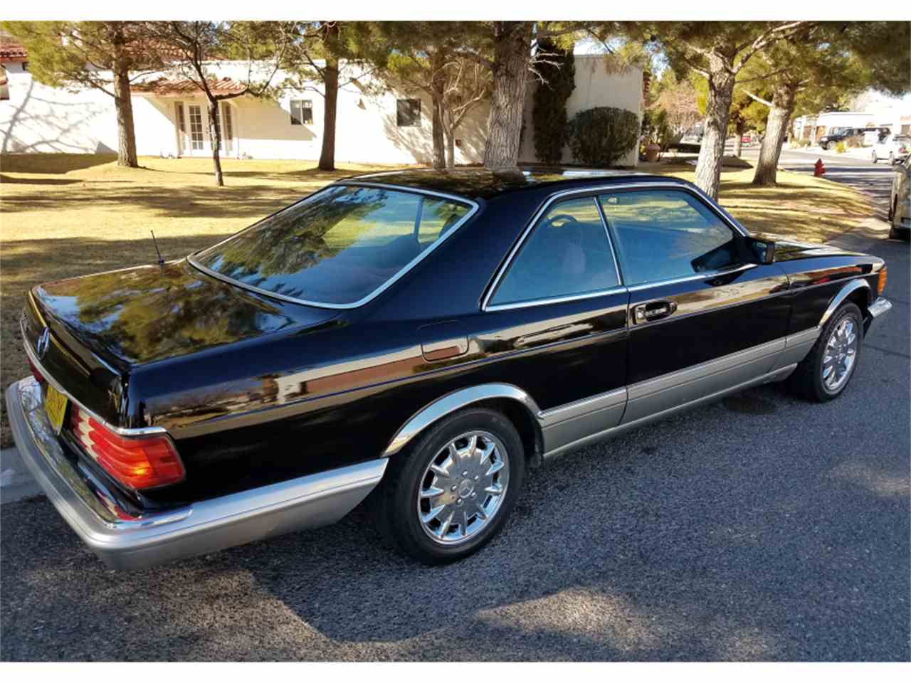 1987 mercedes benz 560sec for sale cc for Www mercedes benz mexico