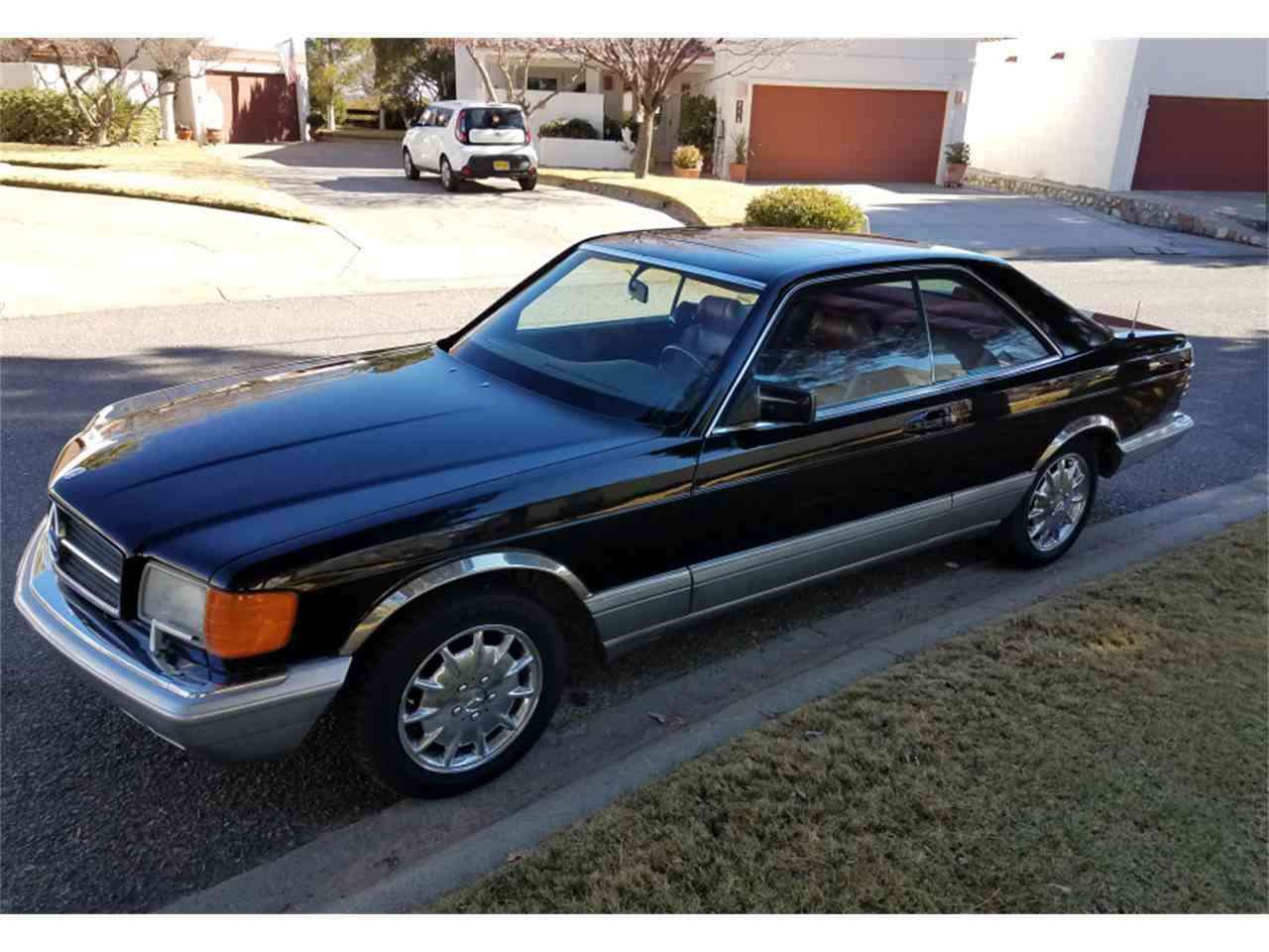 1987 mercedes benz 560sec for sale cc for Mercedes benz 560 sec amg for sale