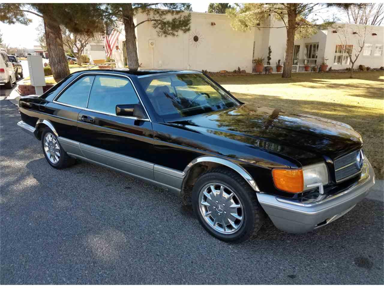1987 mercedes benz 560sec for sale cc for Mercedes benz 560 sec