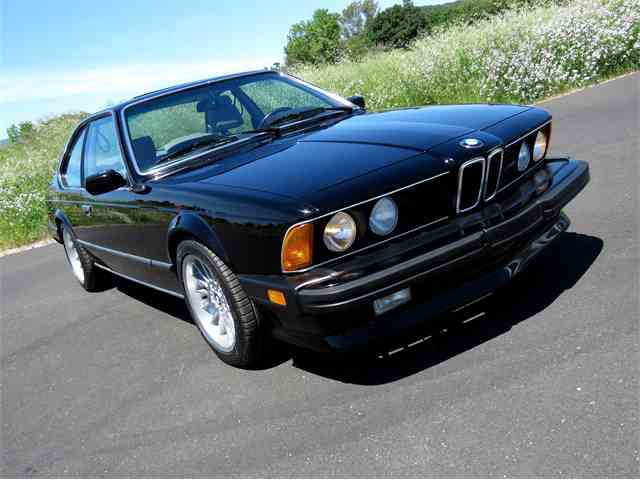 Classic BMW M6 for Sale on ClassicCarscom  11 Available