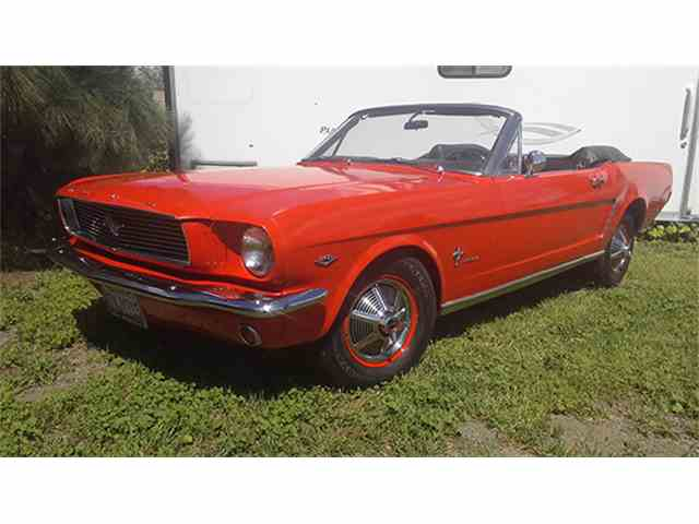 1965 Ford Mustang | 984753