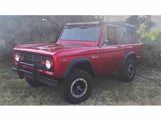 1968 Ford Bronco | 984755