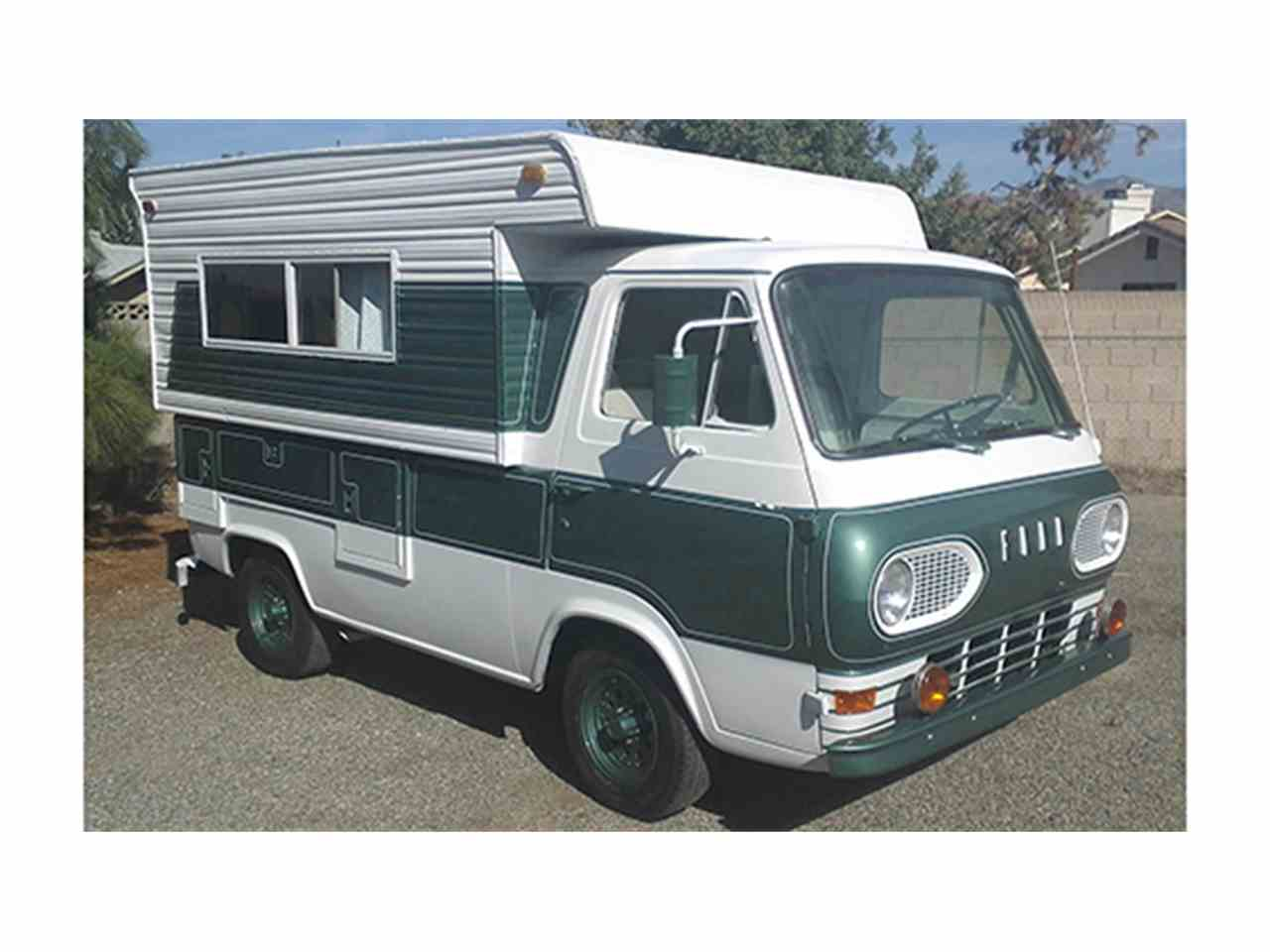 1964 ford econoline camper van for sale cc 984756. Black Bedroom Furniture Sets. Home Design Ideas