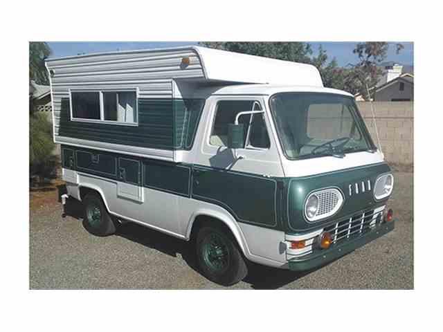 1964 Ford Econoline Camper Van | 984756