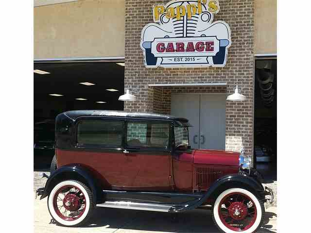 1929 Ford Model A | 980476
